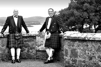 Monica & Al's Wedding - Dunvegan, Isle Of Skye